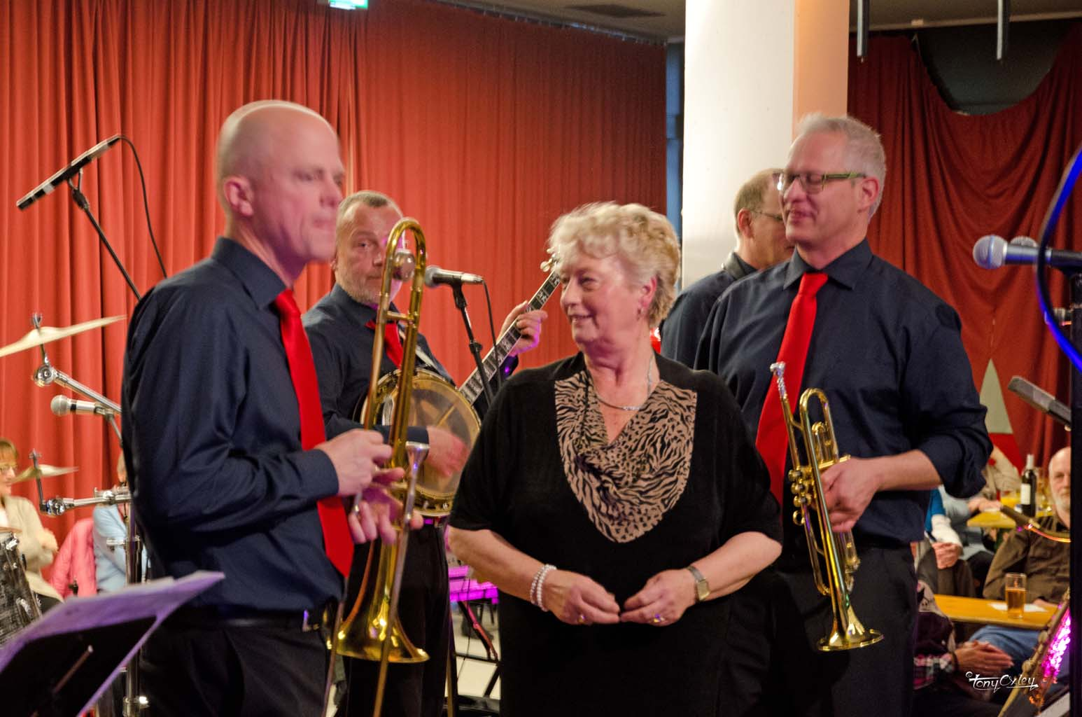 Old Merry Tale Jazzband - Jazz Party Mit Der Old Merry Tale Jazzband